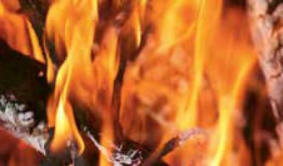 Fastighetsvård eld