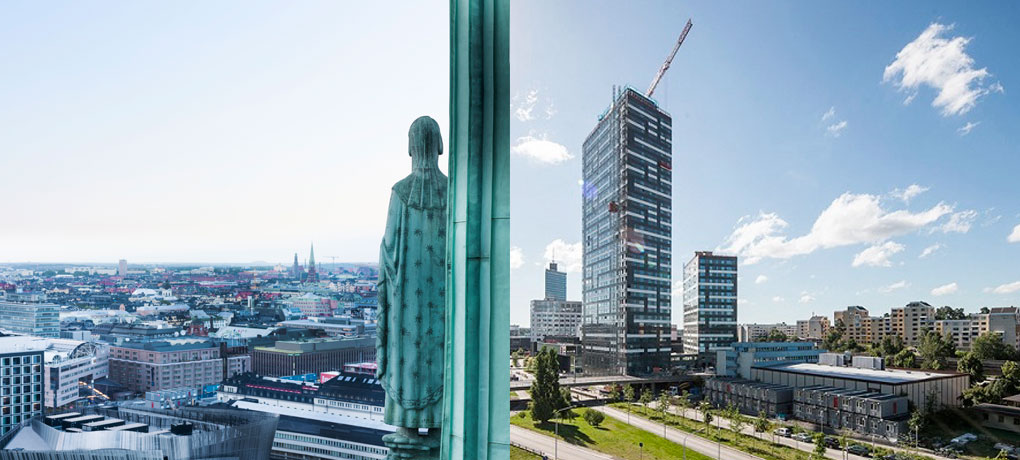 Fastighetsförsäkring för flerbostadshus och kommersiella fastigheter i Stockholm